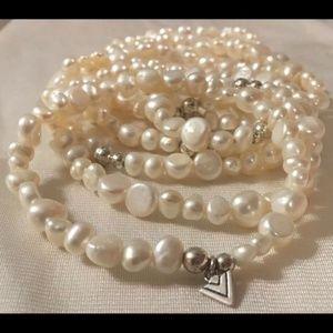 Silpada Bracelets Never Worn